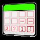 Countdown Calendar by Krylonos Studios