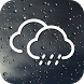 Rainy day Weather Forecast Widget&Radar Monster by Better Weather Widget Monster Team