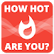 How hot are you? by Dainty Apps