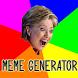 Hillary Clinton Meme Generator by Fcubed Apps