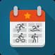 Calendario Deportivo by Instarun