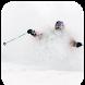Skiing Powder by panowow.com