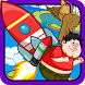 Crazy Jetpack by Anthony Thorpe