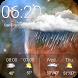 Weather & Clock Widget Free S8 by Weather Studio