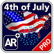 4th of JULY+ Augmented Reality by CreativiTIC