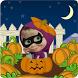 Masha and Halloween by PonyFamous2cool