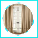 Window Treatment Curtain and Blinds