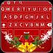 Merry Christmas Keyboard - Santa Claus theme by KeyStore Inc.