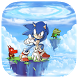 Sonic Super Jungle Adventure Run by free games for your kids