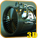 Jet Engine Live Wallpaper Free by Joseires
