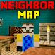 The Neighbor Minecraft Map