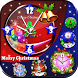 Christmas Clock live wallpaper by AppTrends