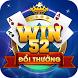 Game Danh Bai Doi Thuong W52 by Zingplay- iWin - TipClub- Rikvip- Võ lâm- Bigkool