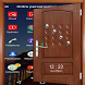 Locking the door screen by hssainokini