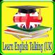 Learn English Talking UK by Long Seannn