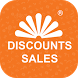 Discounts, sales by LTD GoldMediaGroup