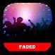 Lyrics Music Alan Walker by Fadhil 54