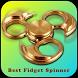 Best Fidget Spinners by Alfarisqy
