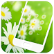 Fresh Spring Leaf Flower Theme by Free new hot colorful themes