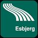Esbjerg Map offline by iniCall.com