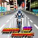 traffic racing moto game by du meihong
