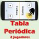 Tabla periódica 2 jugadores by ViLoLoGames