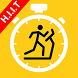 Tabata Workout Timer Stopwatch by Abdelghafour IFTAH