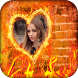 Fire Photo Frames by FreeAnyApps