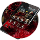 Red Blood Skull Theme