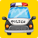 Police Car Siren and Lights by bonyboneapps