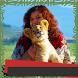 Lion Cub Photo Frames by Daki Frames