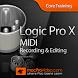 MIDI Recording for Logic Pro X by NonLinear Educating Inc.