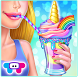 Unicorn Food - Rainbow Glitter Food & Fashion by TabTale