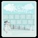 Winter Theme Beauty Keyboard by Trend Best Apps