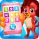 Baby Phone : educational by Games from yovogames for your family!