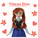 Princess Elsa Dress Up by astradroid