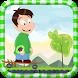 Jungle greenboy Adventure by sadisori