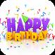 Lovely Birthday Photo Frame by KingitApps