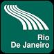 Rio De Janeiro Map offline by iniCall.com