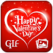 Valentine's Day Collection : GIF,Image & Quotes by New Releases Apps
