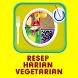 Resep Harian Vegetarian by Probiz Tech
