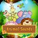 Animal Sounds Free by melanie app