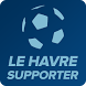 Le Havre Foot Supporter by Bienlune Studio