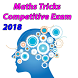 Math Shortcut Tricks Competitive Exam - 2018 by FloruApps