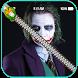 Joker Zipper Lock Screen 2017 free android locker by InstaSweetApp