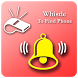 Whistle to find your phone. Phone finder & tracker by Visionary Solutions