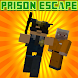 New Prison Escape Maps for Minecraft PE