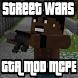 MOD for mcpe - GTA Street Wars