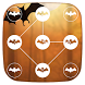 Bat Pattern Lock Screen by Raining Star
