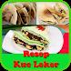 Resep Kue Leker